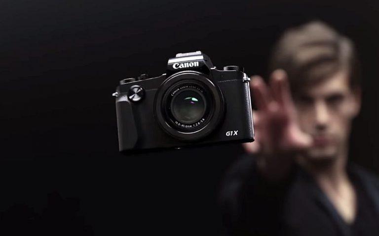 PowerShot G1X Mark III Kini Sekali Ganda Hebat Berbanding Sebelumnya