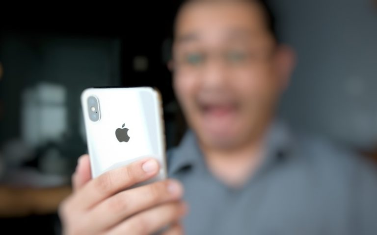 Miliki iPhone X tak sampai RM5,000