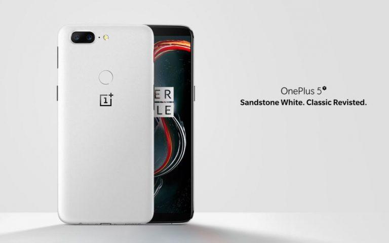 OnePlus 5T Versi Sandstone Cetus Nostalgia Lalu