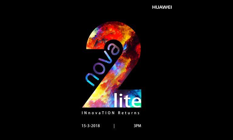 Huawei Nova 2 Lite miliki tanda harga lebih ringan dari Nova 2i