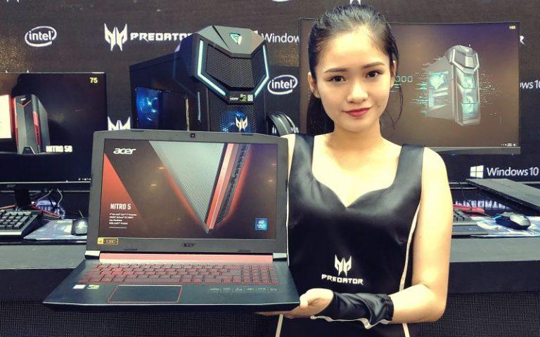 5 Produk Gaming Terbaru Acer Malaysia Untuk Tawan 2018
