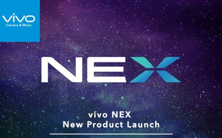 vivo NEX akan dilancar di Malaysia minggu depan