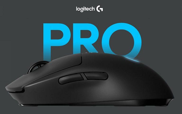 Logitech G Pro Wireless tetikus gaming yang penuhi keperluan pemain profesional