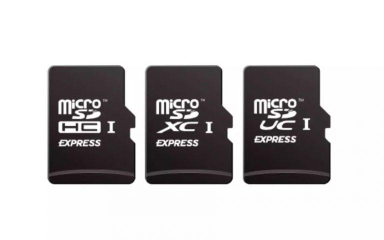 microSD Express standard baru untuk kad memori yang jauh lebih pantas