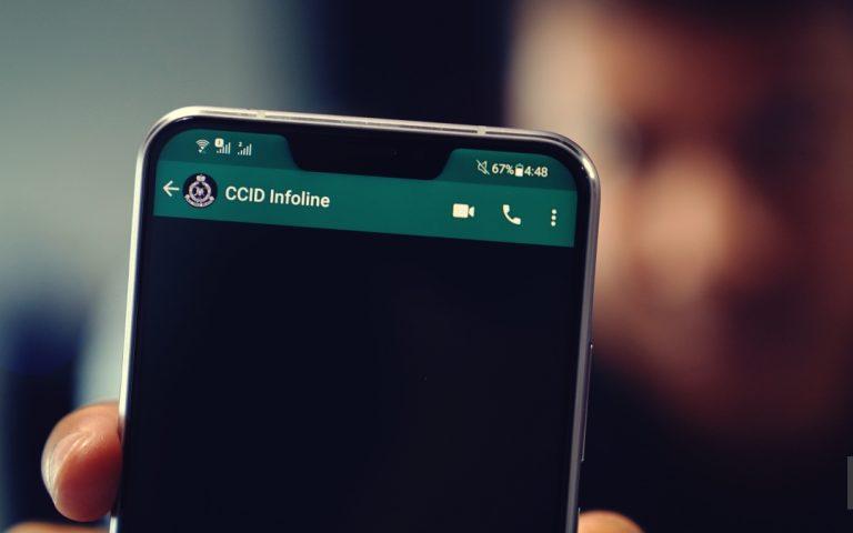 PDRM Lancar Saluran WhatsApp Untuk Lapor Jenayah Komersil