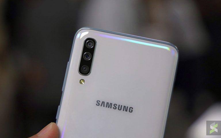 Galaxy A70 mula dijual di Malaysia dengan harga di bawah RM2,000