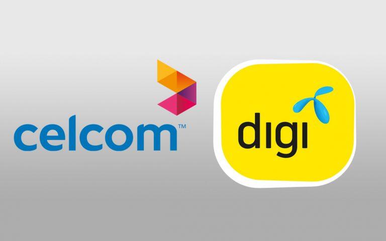 Celcom dan Digi akan bergabung menjadi syarikat telekomunikasi terbesar Malaysia hujung tahun ini