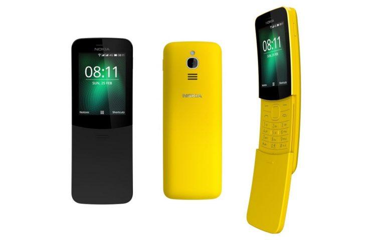 WhatsApp di KaiOS kini sedia digunakan di Nokia 8110