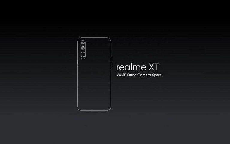 Realme XT dilengkapi kamera 64MP akan tiba bulan depan