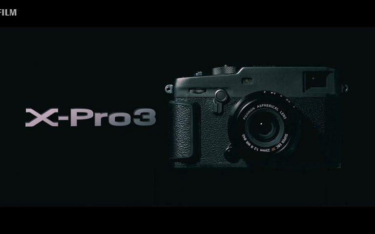Fujifilm X-Pro 3 Diumum Dengan 2 Skrin LCD