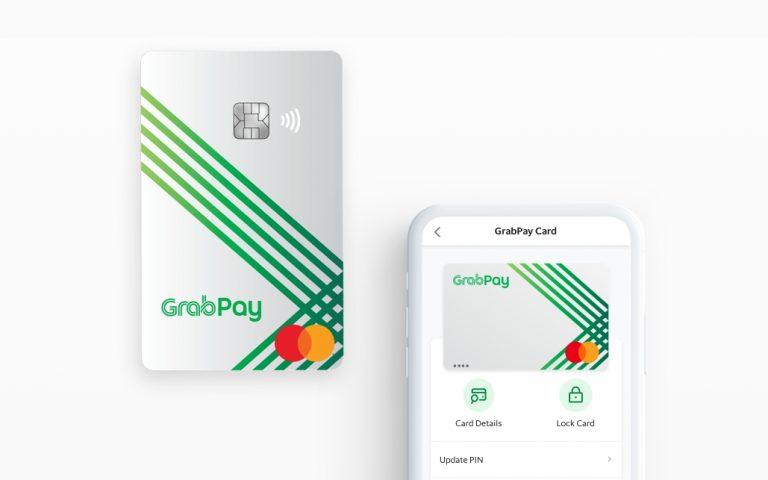 Grab perkenal kad fizikal tanpa nombor pertama di Asia