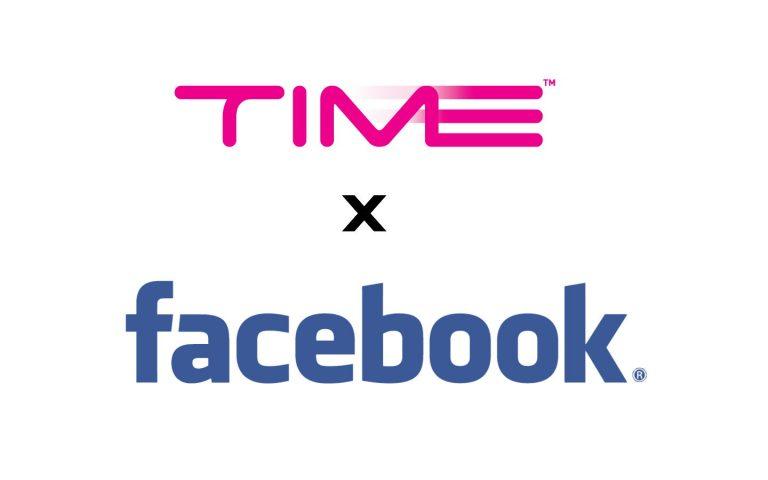 TIME dan Facebook bekerjasama pertingkat infrastruktur internet di Malaysia
