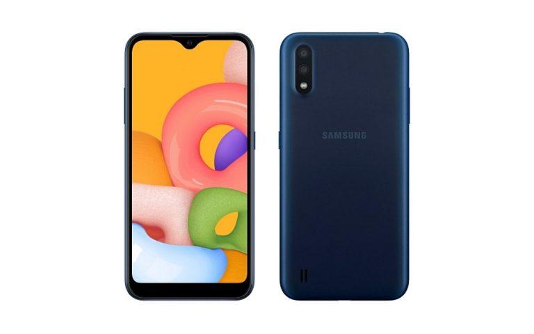 Telefon Harga Patut Galaxy A01 Ini Ada RAM dan Storan Yang Besar