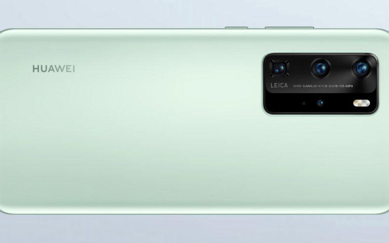Huawei P40 Pro akan menggunakan sensor kamera Sony 52MP