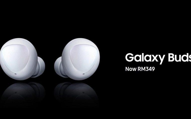 Harga Rasmi Samsung Galaxy Buds Turun RM150