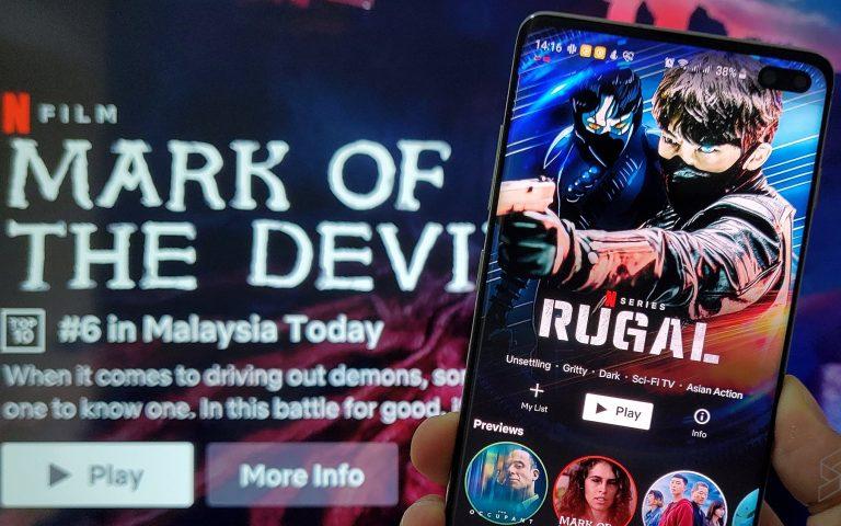 Netflix Malaysia turunkan kualiti penstriman untuk kurangkan beban rangkaian