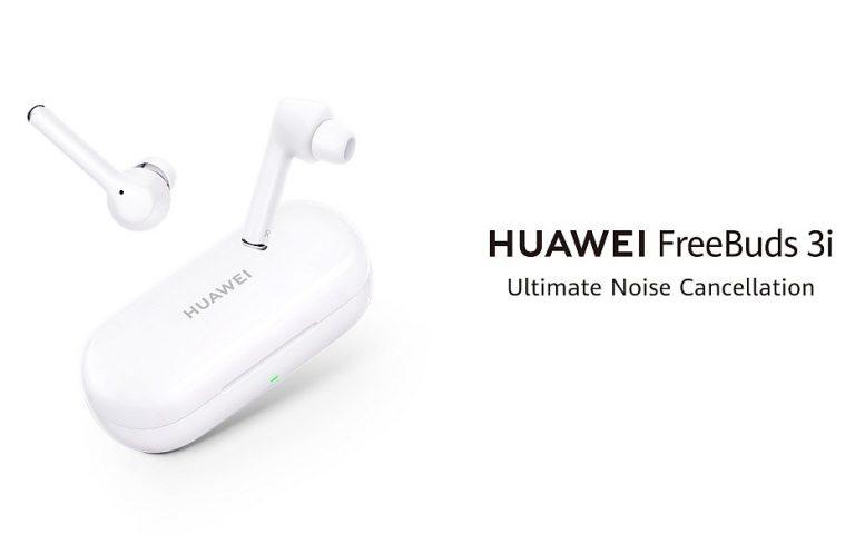 Huawei FreeBuds 3i, TWS dengan Active Noise Cancellation pada harga kurang RM400