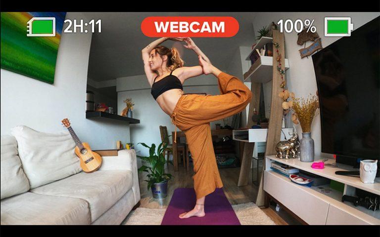 Firmware baru GoPro Hero ini jadikan kamera anda webcam