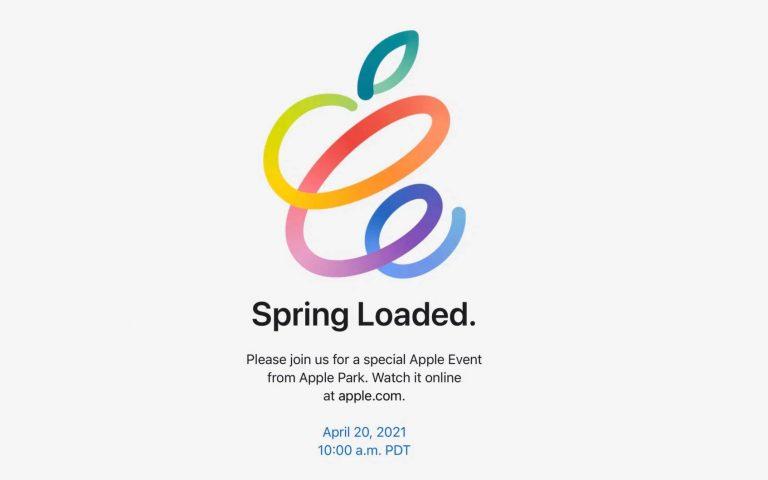 Acara pertama Apple tahun ini diumum, iPad Pro baru dijangka muncul