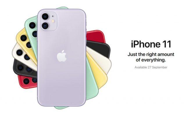 Malaysia lebih dihargai, iPhone 11 tiba dalam masa 2 minggu dan harga diturunkan
